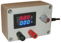 BPS102D Bench Power Supply 1-24VDC 15W Digital Voltage and C