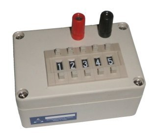 ECDB101 Electrolytic Capacitance Decade Box - 0.1uf - 9,999.9u